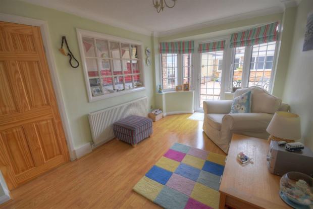 Second sitting room