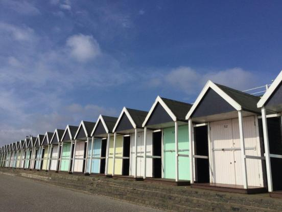 Bridlington North Beach