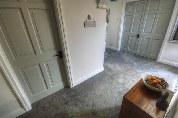 Alternate View of Hallway