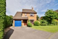 4 bed Detached house for sale in North Wall, Cricklade...