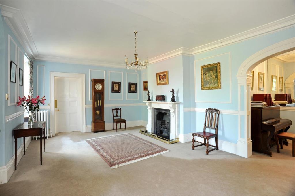 Lower Harbury Hall 1
