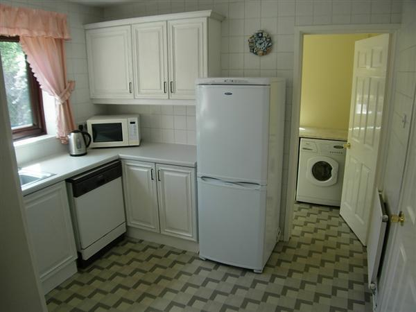 Kitchen / utility