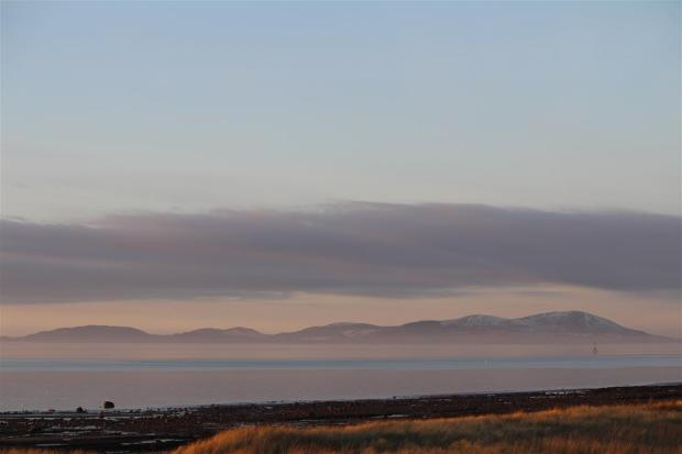 View over the Solway