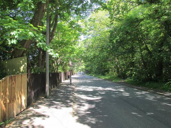 Eleanor Road