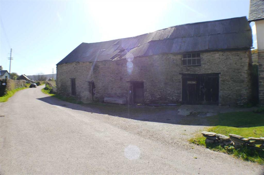 Front of Barns