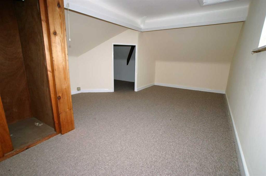 Bedroom 6 Attic
