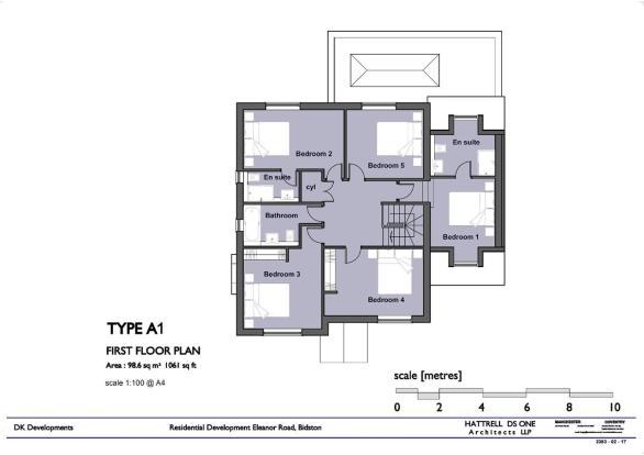 Tyep A1 First Floor
