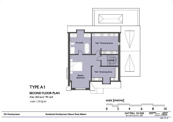 Type A1 Second Floor