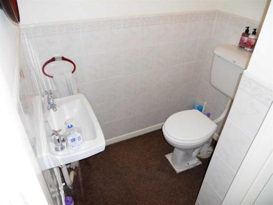Ground Toilet