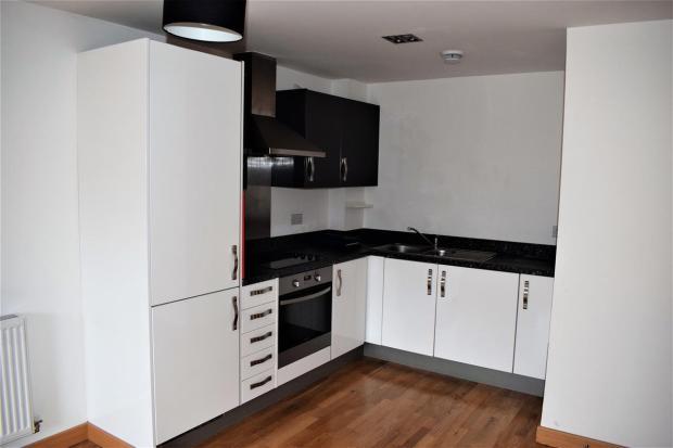 Lounge/Kitchen (open