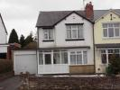 Golden Cross Lane semi detached house for sale