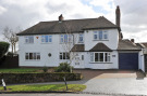 Detached home for sale in Parkgate, Groveley Lane...