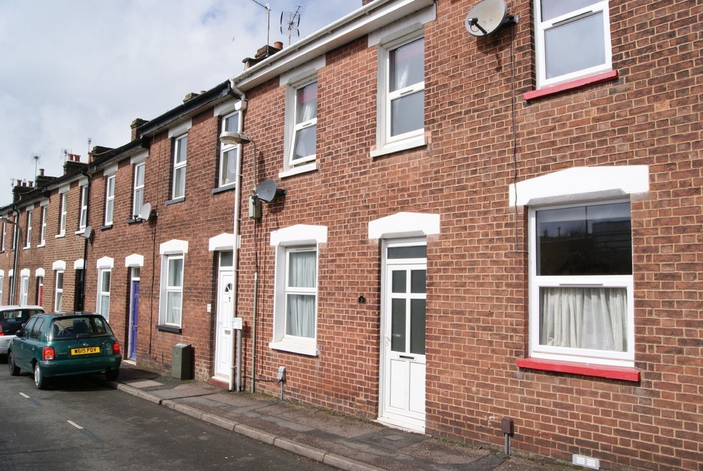 2 bedroom terraced house for sale in south view terrace for Terrace exeter