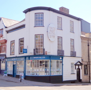 Martin & Co, Exeter - Lettings & Salesbranch details