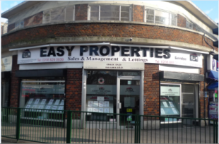 Easy Properties (London) LTD, Wood Green - Lettingsbranch details