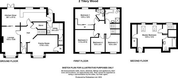 2 Tilery Wood
