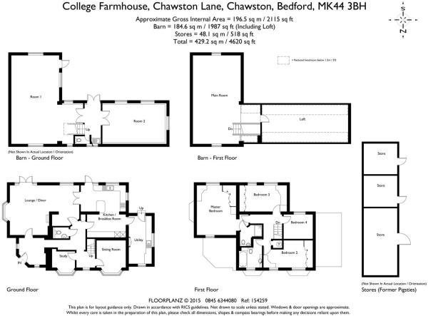 College Farmhouse 15