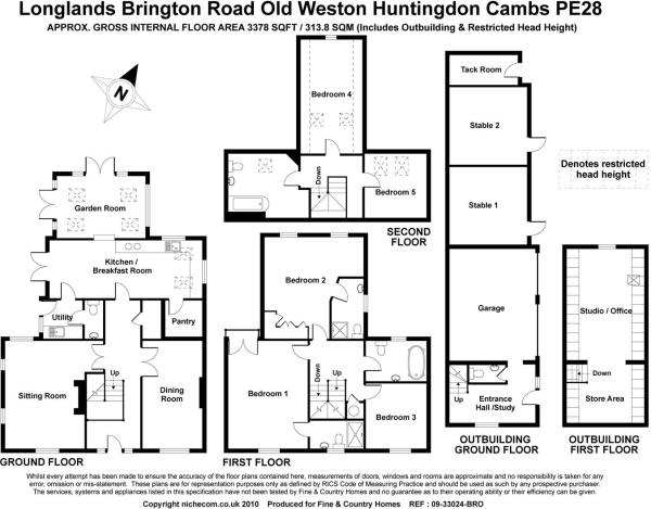 Longlands Floor Plan
