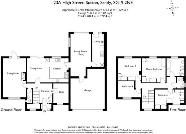 23A High Street 1764