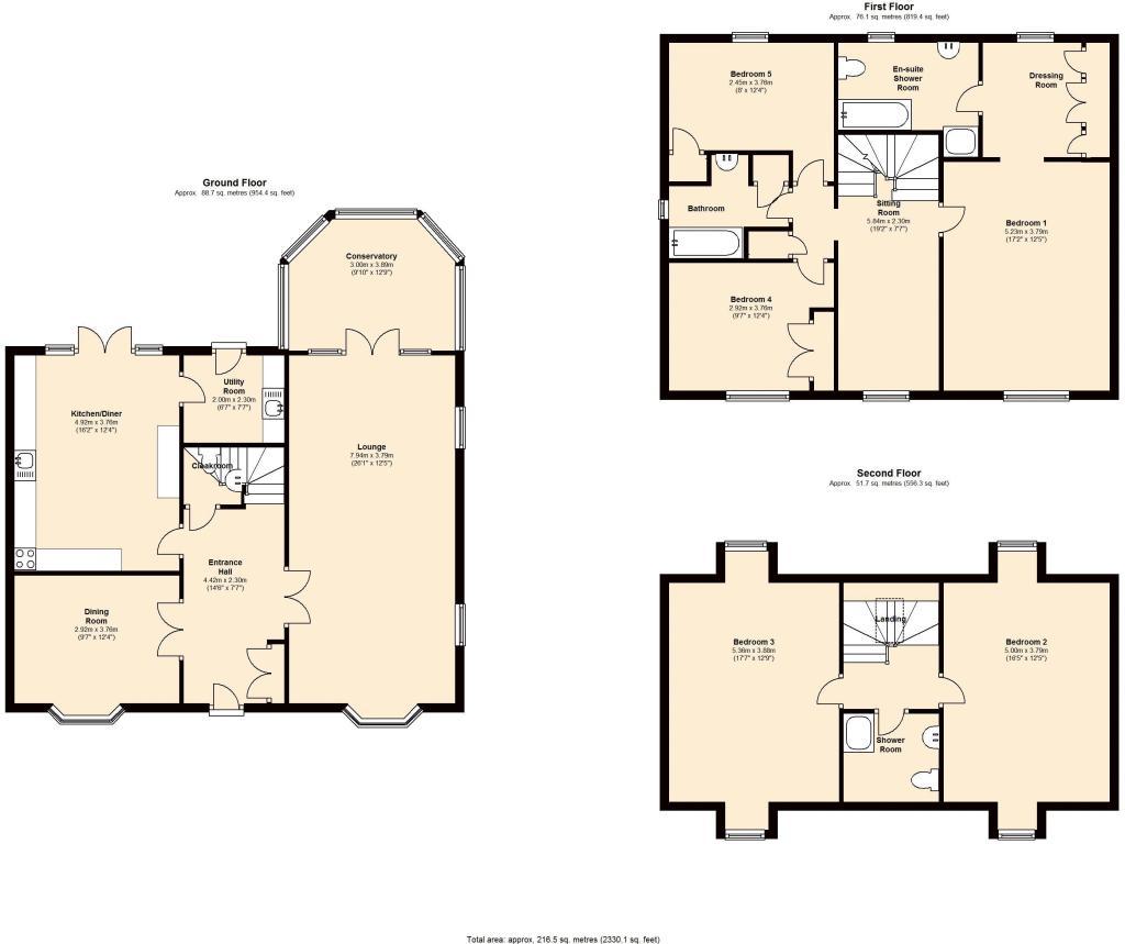 2D Floorplans