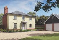 4 bed new home in Bawburgh Lane, Norwich...