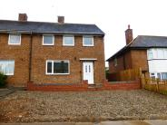 semi detached house in Ormscliffe Road, Rubery...