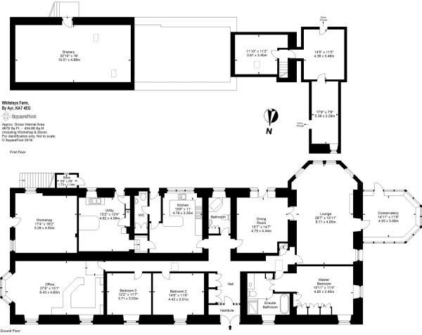 Whiteleys House