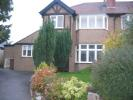 semi detached house in 8 Castle Drive, Heswall...