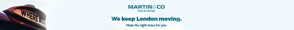 Get brand editions for Martin & Co, Islington - Lettings & Sales