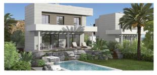 3 bedroom Villa in Spain, Cerros del Aguila...