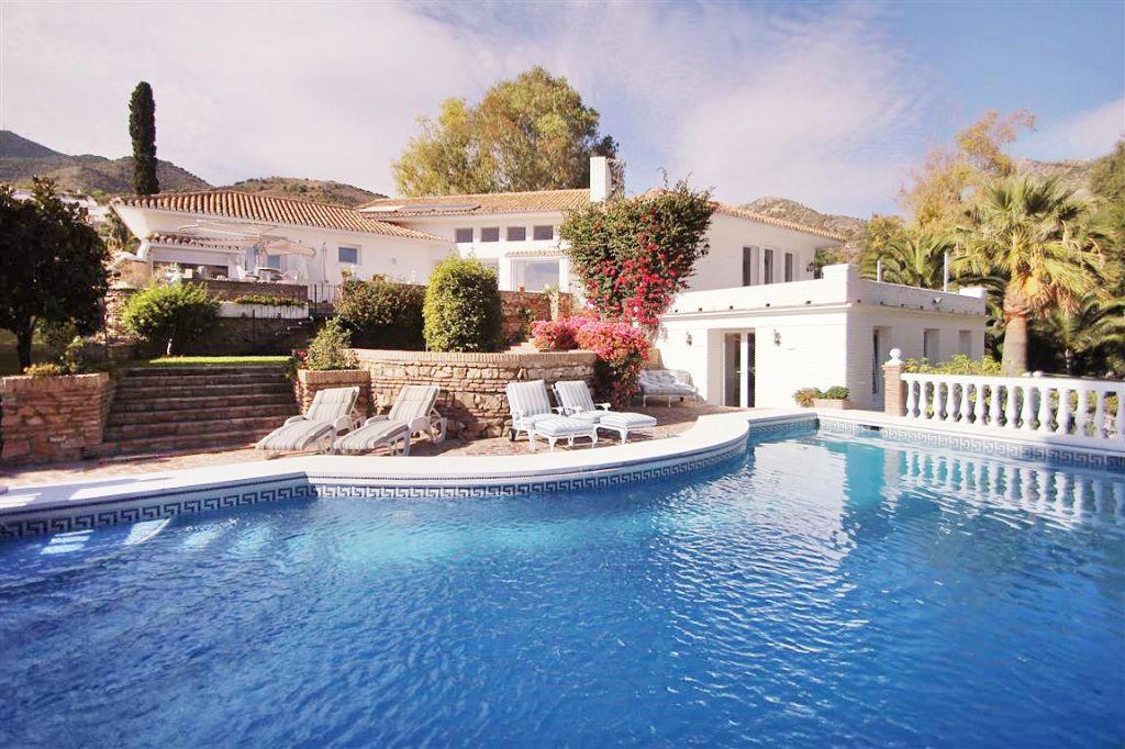 Villa for sale in Spain, Benalmadena...