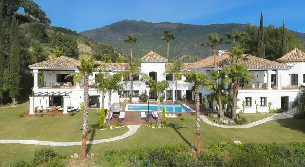 Villa for sale in Spain, La Zagaleta...