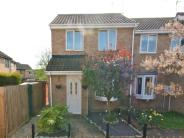 2 bedroom End of Terrace home to rent in Stamper Street, Bretton...