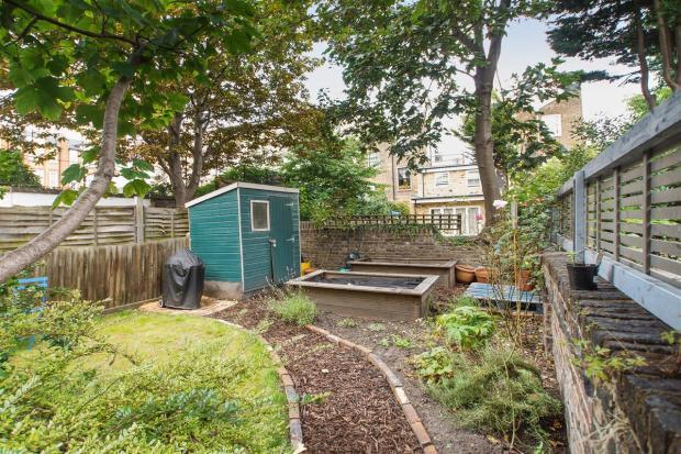 Garden-Own Section