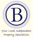 Burghleys Estate Agents, London branch logo