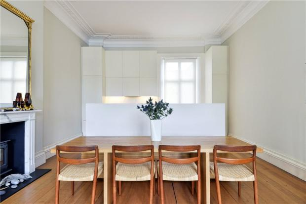 Dining Room: W2
