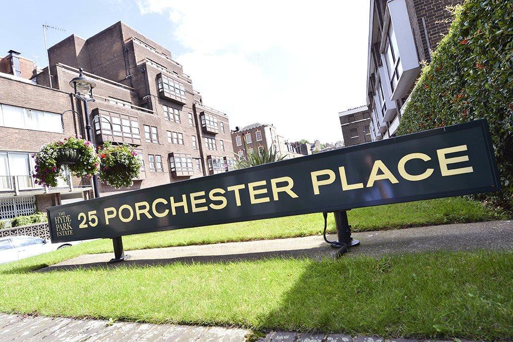 Porchester Place: W2