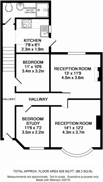 Updated Floorplan