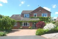 4 bedroom Detached property in 23 Fife Close, STAMFORD...