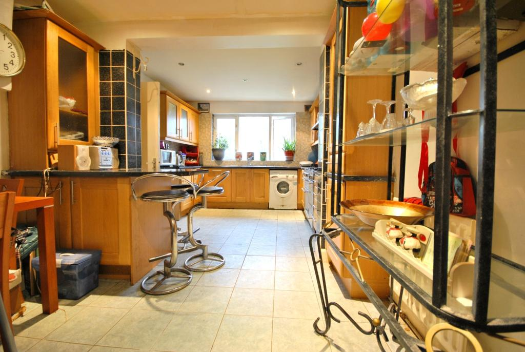 Kitchen With Spac...