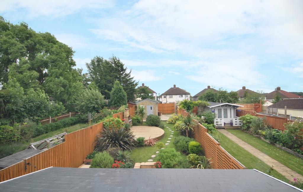 View Into Gardens