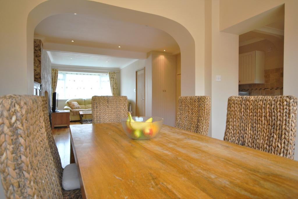 Dining Area Into ...