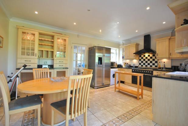 Spacious Kitchen ...