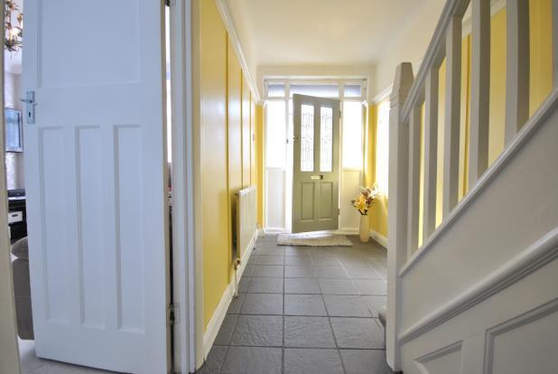 Bright Entrance Hall