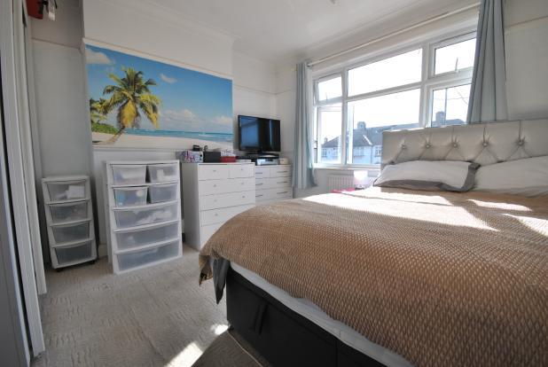 Spacious Bedroom One