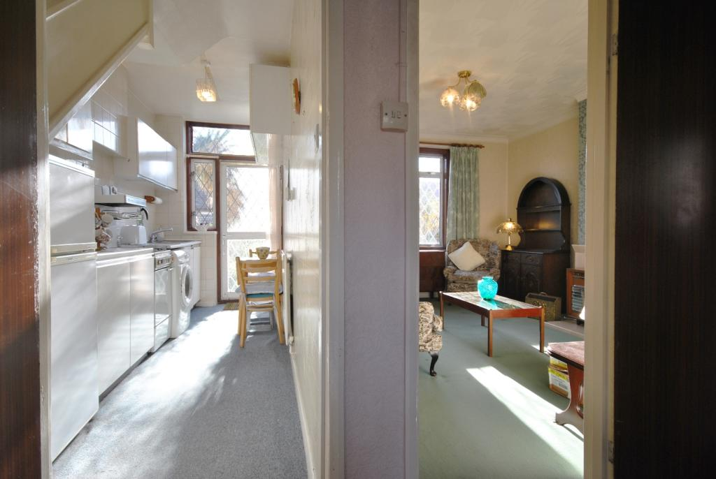 View of the Kitch...