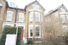 semi detached house in Crescent Way Brockley SE4