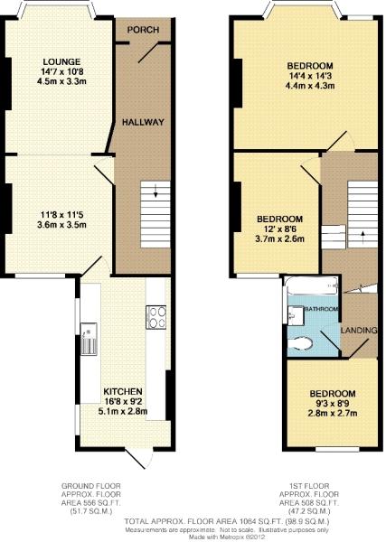 3 Bedroom Terraced House For Sale In Manwoodroad Se4 Se4