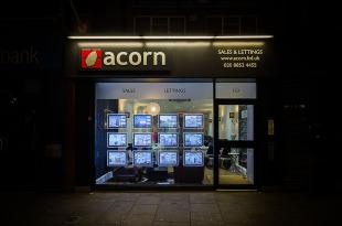 Acorn, Lewishambranch details