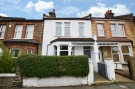 Terraced property in Neuchatel Road Catford...